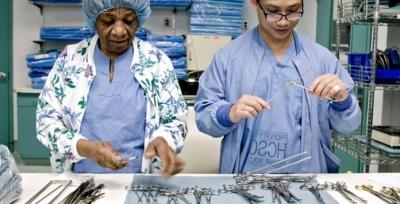medical instrument care